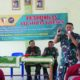Dandim Lamongan, Letkol Inf Sidik Wiyono memberikan pembekalan wawasan kebangsaan ke seluruh Pemuda Muhammadiyah di wilayah teritorialnya. (FOTO: NUSANTARANEWS.CO)