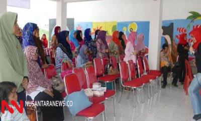 Disdik Sumenep Gelar Pelatihan Untuk Guru PAUD. (Foto: NUSANTARANEWS.CO)