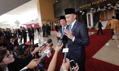 Edhie Baskoro Yudhoyono (EBY) alias Ibas. (FOTO: NUSANTARANEWS.CO/Muh Nurcholis)