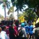 Gelar Aksi Solidaritas, PMII Sumenep Tuntut Polisi Usut Tuntas Kematian Randy. (FOTO: NUSANTARANEWS.CO/Mahdi)