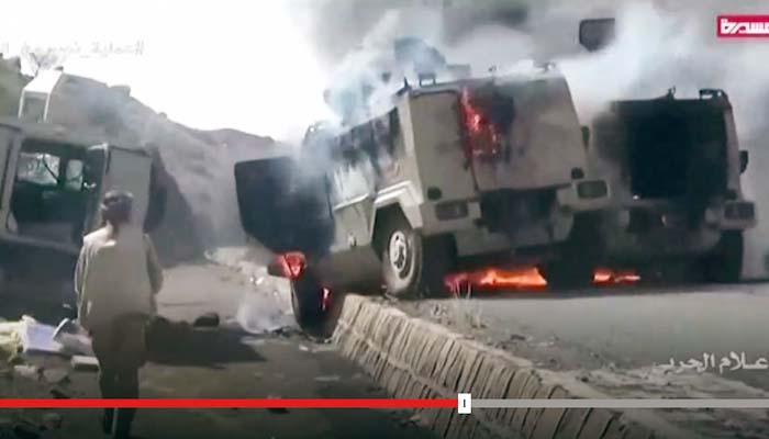 Houthi Melancarkan Dua Serangan Yang Mengancam Eksistensi Saudi