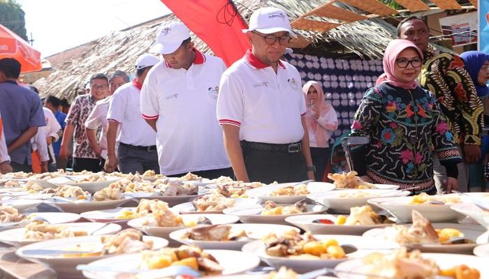 bupati sumenep, festival kuliner, kuliner madura, kesejahteraan masyarakat, nusantara news