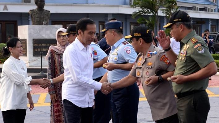 Presiden Jokowi dan Ibu Negara Bertolak ke Papua Barat