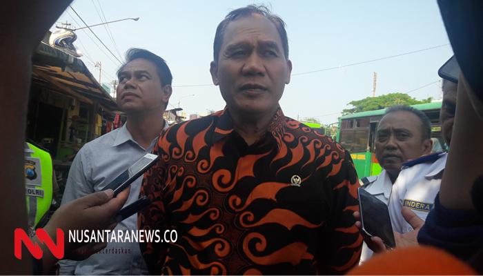 Anggota DPR-RI Periode 2014-2019 Dapil Surabaya-Sidoarjo, Bambang Haryo Soekartono. (Foto: Tri Wahyudi/NUSANTARANEWS.CO)