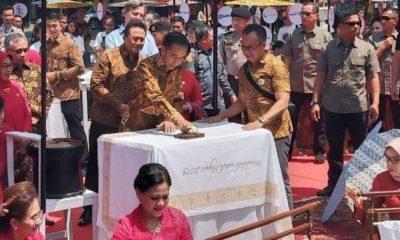 Industri Batik Dalam Negeri Tombak Ekonomi Kerakyatan. (FOTO: DOk. Tribunnews)