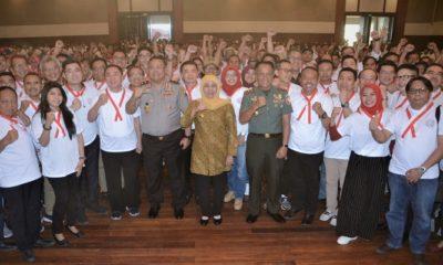 jawa timur, deklarasi bersatu, damai indonesiaku, nusantaranews