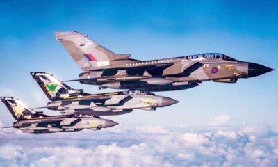 Jerman Mencari Pengganti 90 Jet Tempur Panavia Tornado