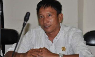 Kader NasDem, Hermanus, Siap Ikut Berkompetisi Di Pilkada Nunukan 2020 Mendatang. (FOTO: NUSANTARANEWS.CO/Eddy Santry)