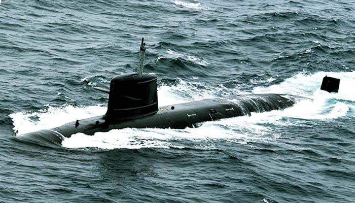 Kapal Selam Canggih Kedua Kelas Scorpene India Resmi Bertugas