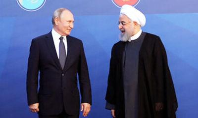 Kata Putin, Tidak Ada Bukti Iran Terlibat