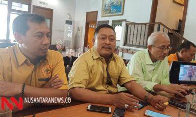 Ketua DPD MKGR Jatim Kodrat Sunyoto. (Foto: NUSANTARANEWS.CO/Setya)