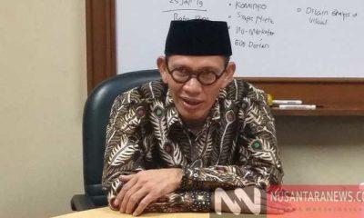 Ketua Pengurus Besar Nahdlatul Ulama (PBNU) Robikin Emhas. (FOTO: NUSANTARANEWS.CO)