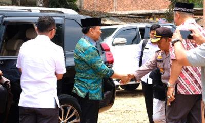 Insiden Penyerangan Terhadap Wiranto Tersebar di Media Sosial