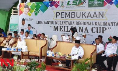LSN 2019 Region Kalimantan I Resmi Dibuka. (Foto: Zamroni/NUSANTARANEWS.CO)
