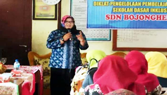 Memperjuangkan Hak Pendidikan Anak Berkebutuhan Khusus di Cianjur