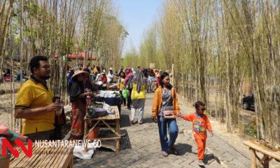 Pasar Jadul Ruang Belajar Budaya Bagi Milenial. (Foto: Dim/NUSANTARANEWS.CO)