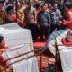 Peringatan Hari Batik Nasional di Istana Mangkunegaran Solo, Pengrajin Batik Diimbau Eksplorasi Petensi Zat Warna Alam. (FOTO: Tribun Travel)