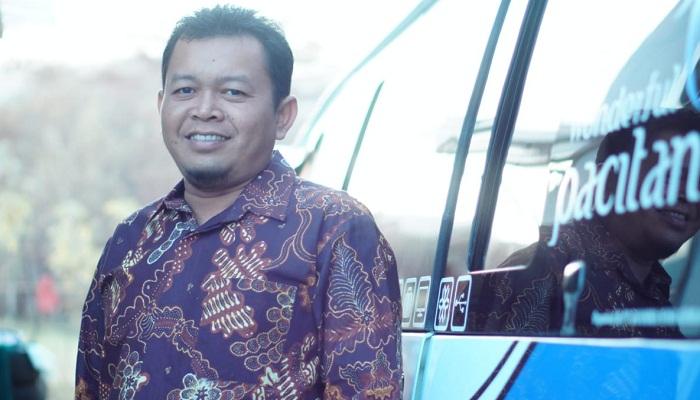 Anggota DPRD Jatim Eko Prasetyo Wahyudiarto. (Foto: Setya W/NUSANTARANEWS.CO)
