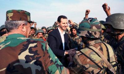 Presiden Suriah Bashar al Assad mengecam Presiden Turki