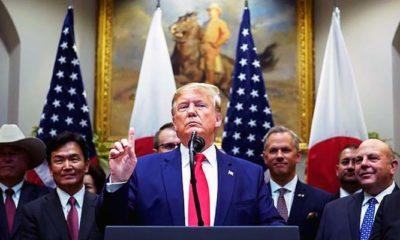 Presiden Trump Salahkan Obama Amerika Bersekutu Dengan Organisisi Teroris