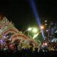 Ribuan Warga Sumenep Banjiri Festival Musik Tong Tong. (Foto: Mahdi/NUSANTARANEWS.CO)
