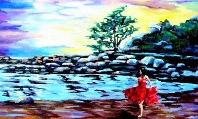 seorang gadis, aku belajar, mencintaimu, puisi, puisi karya ahmad zubaidi, kumpulan puisi, nusantaranews
