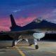 Skadron jet tempur F16 Viper. (FOTO: Istimewa)