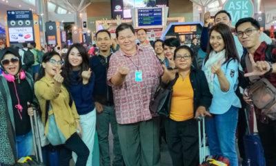 Terbang ke Vietnam, Mahasiswa S3 UNNES Ikuti KKL. (Foto Istimewa)