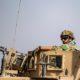 warga kurdi, perbatasan suriah, terima kasih, amerika serikat, trump, khianati kami, nusantaranews