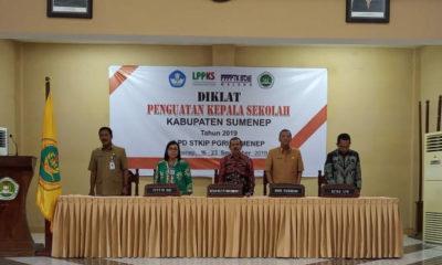 Tingkatkan SDM Disdik Sumenep Gelar Diklat Kepala Sekolah. (Foto Dok. NUSANTARANEWS.CO)