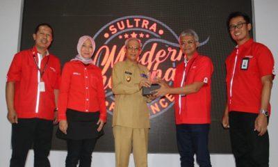 sulawesi tenggara, modern broadband province, kawasan timur indonesia, telkom, nusantaranews