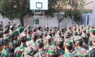 personel baru, komando resor militer, 082, citra panca yudha jaya, nusantaranews