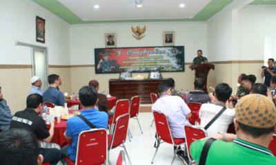 Letkol Sidik Wiyono Ajak Media Perangi Hoaks di Lamongan