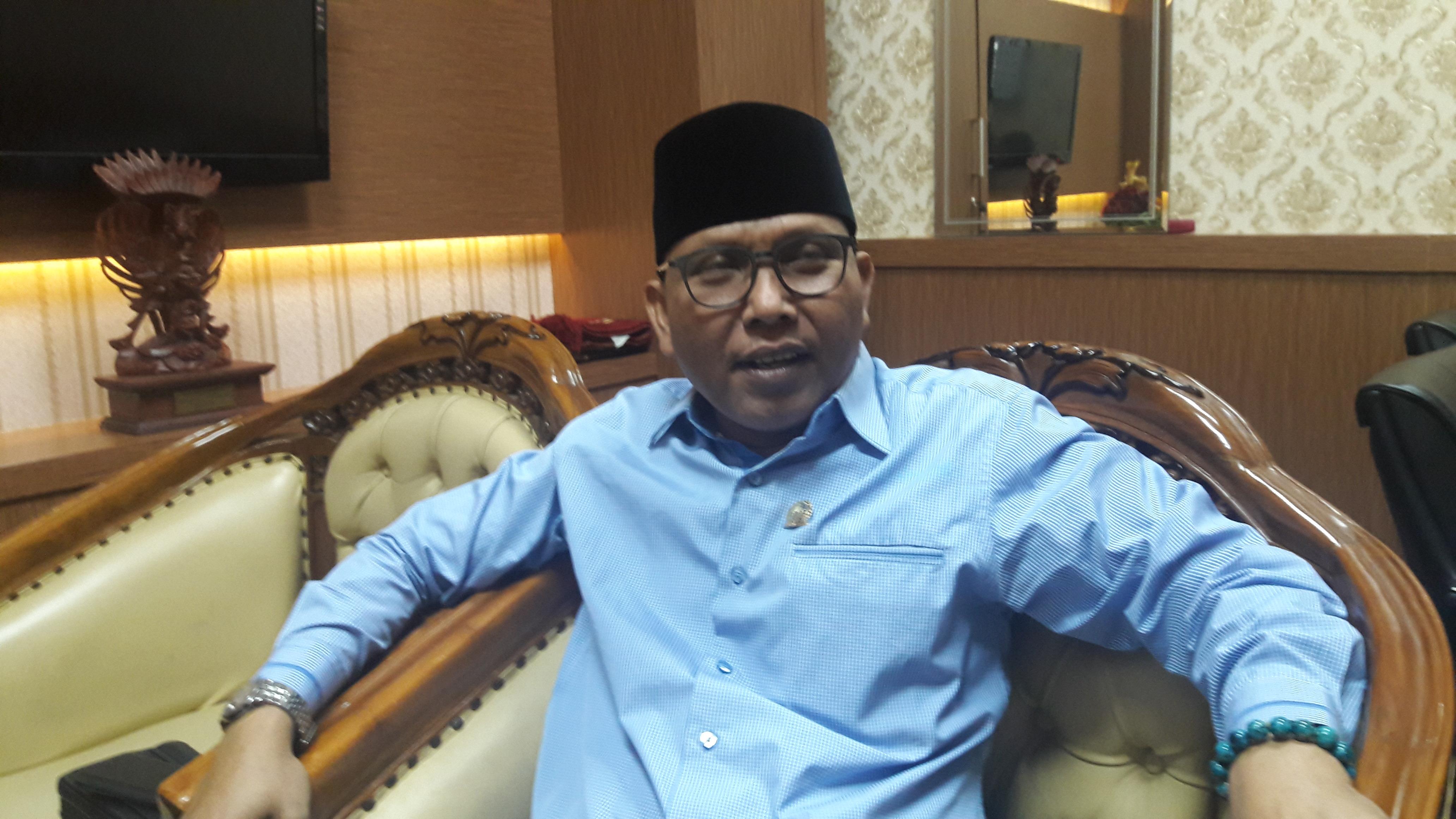 Ketua Komisi B DPRD Jatim Aliyadi Mustofa. (Foto: Setya W/NUSANTARANEWS.CO)