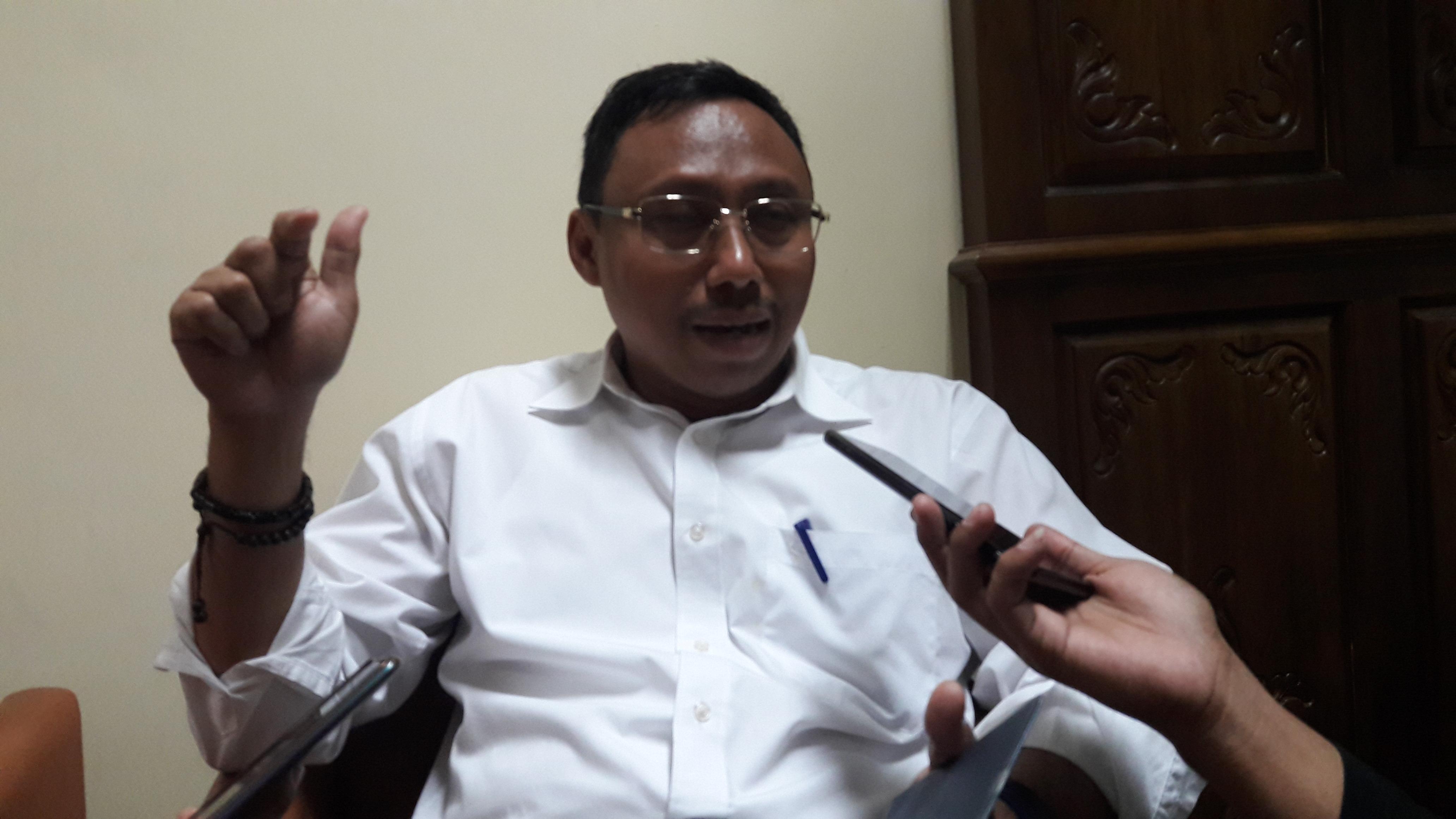 Kepala Dinas Pemberdayaan Masyarakat dan Desa (DPMD) Jatim Mohammad Yasin