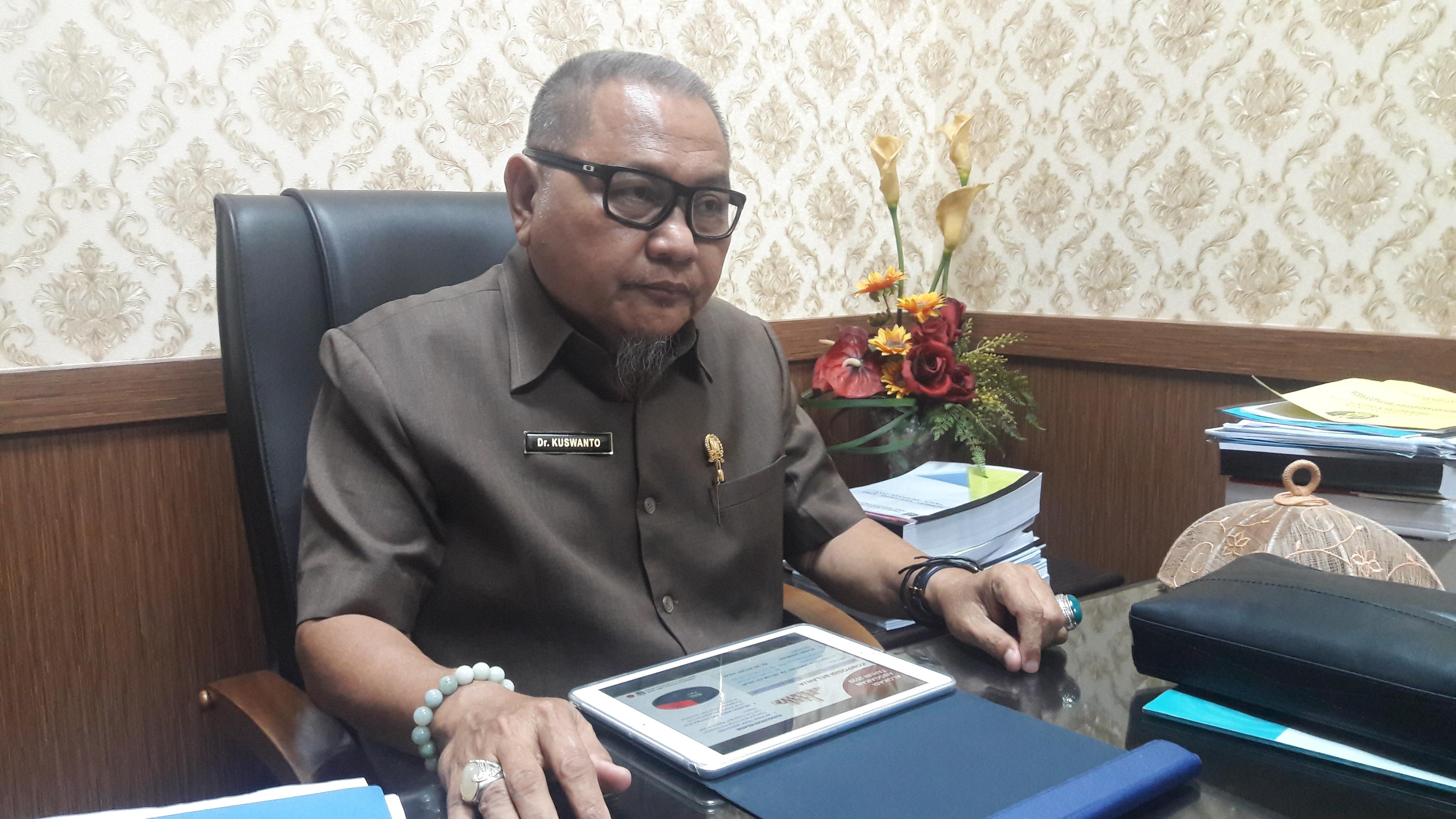 Ketua Komisi D DPRD Jatim Kuswant