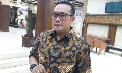 anggota FPG DPRD Jatim Blegur Prijanggono saat dikonfirmasi di Surabaya, Rabu (27/11/2019).
