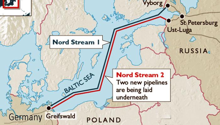 AS Tidak Mampu Menghentikan Proyek Nord Stream 2