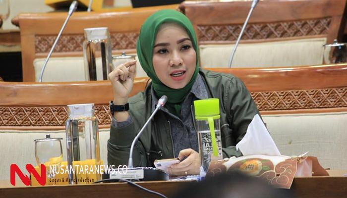 Anggota DPR RI Fraksi PKB Ratna Juwita Sari. (Foto: David untuk NUSANTARANEWS.CO)