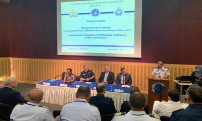 Bakamla Ungkap Tujuan Security Workshop Lokakarya Keamanan Perbatasan