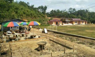 desa melana, kecamatan sokan, kabupaten melawi, kalimantan barat, meraih penghargaan, program inovasi desa, pid 2019, nusantaranews, sorga desa melana