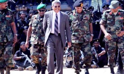 Gotabaya Penjahat Perang Yang Menjadi Calon Kuat Presiden Srilangka