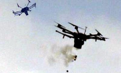 Hamas Menembak Jatuh Pesawat Tanpa Awak Israel
