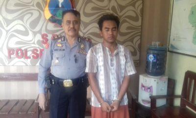 Simpan Sabu, Busri Warga Sumenep Diamankan Polisi