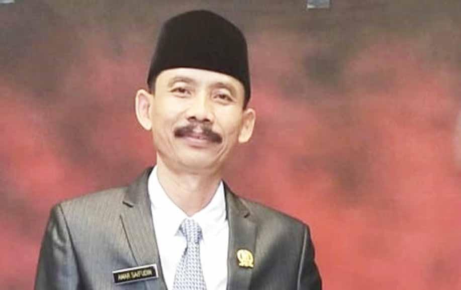 Ketua Badan Pemenangan Pemilu (Bapilu) DPW PAN Jatim Amar Saifuddin
