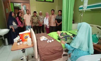 Derita Bayi Miyzan, Dari Asa Sang Ayah dan Upaya RSUD Nunukan untuk Penyembuhannya