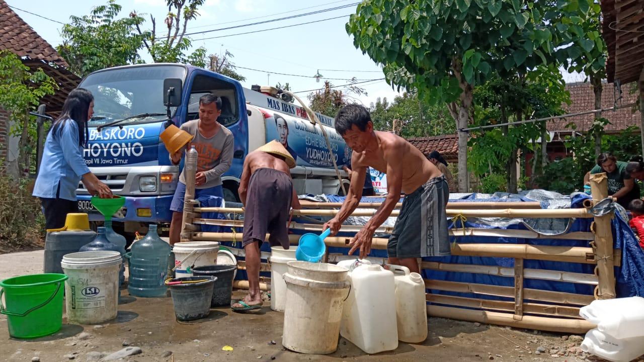 Magetan Alami Krisis Air Bersih