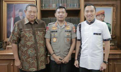 Putra SBY Dukung Komjen Idham Aziz Jadi Kapolri