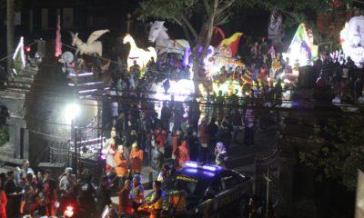 Pemuda Singosari Gelar Festival Lampion