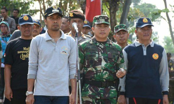 Pemerintah Kabupaten Madiun menggelar Bakti Sosial Terpadu (BST) selama dua hari tanggal 19-20 Nopember di Desa Kedungmaron, Kecamatan Pilangkenceng, Kabupaten Madiun, Rabu (20/11/2019).